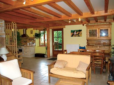 Photo for Vacation home Les Pierres Dorees in Tournus - 6 persons, 3 bedrooms