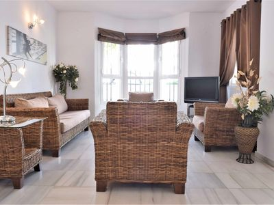 Photo for 3BR Apartment Vacation Rental in Marbella