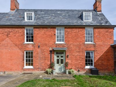 Photo for Beautiful, Grade two listed, family home