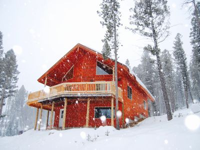 Photo for 2BR Cabin Vacation Rental in Philipsburg, Montana