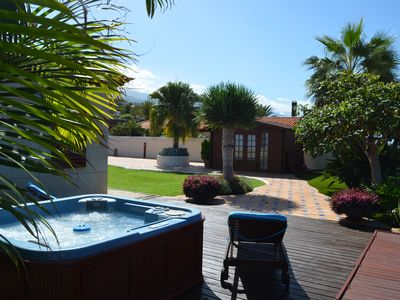 Photo for Luxury villa on the coast of Tacoronte, Tenerife