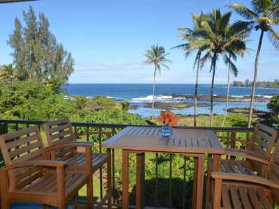 Photo for Aloha spirit with a magical oceanfront view, it's all here on the Big Island!