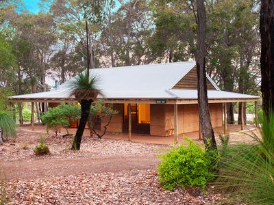 Photo for With a natural bush setting with lake views, this property is a nature lover's dream.