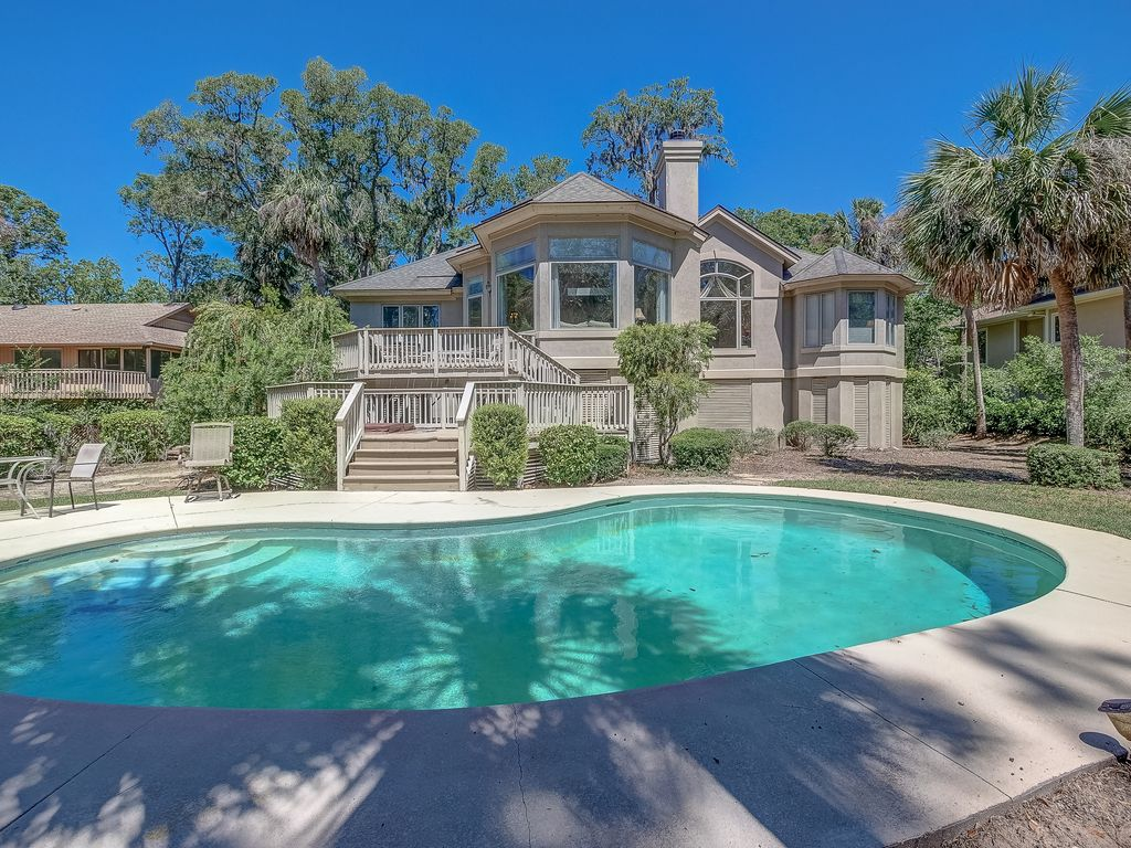 Hilton Head Vacation Home Rental  Bedrooms Dog Friendly