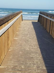 Across the street from the beach! SPI Permit #2016-506183