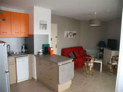 Photo for Apartment Port Barcares, 2 bedrooms, 6 persons