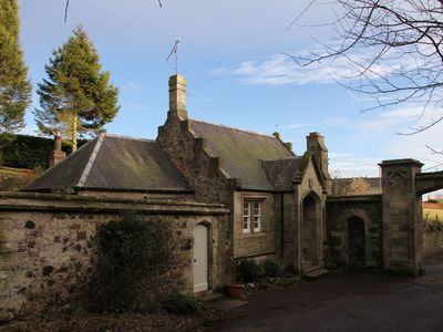 Photo for North Lodge (Duns Castle Estate) - Sleeps 4 & Pet Friendly