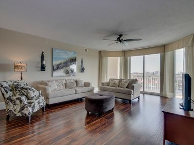Photo for Gorgeous condo in one of the most desired locations in Barefoot Golf Resort!