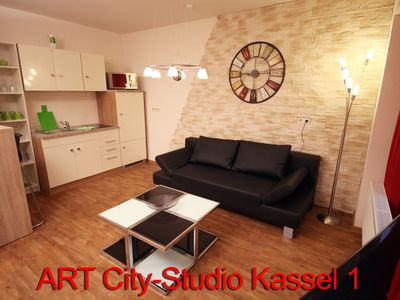 Photo for Exclusive, quiet city apartment in central DOCUMENTA top location Kassel