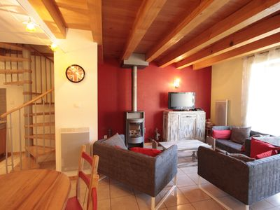 Photo for Kaysersberg, House 4 bedr. with private parking, terrace and garden for 6 people
