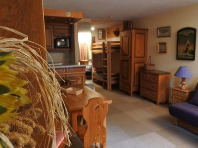 Photo for Apartment Vacation Rental in Tignes