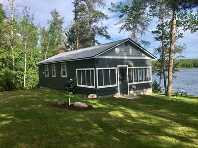 Photo for Cute, Clean 2 Bedroom Cabin  - Park Rapids, MN - Pickerel Lake  - $165 per night