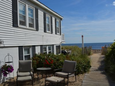 Photo for On the Beach! Step Out Front Door Onto the Dunes!