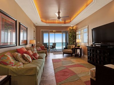Photo for Gorgeous beachside condo w/heated pool, beach access, and lovely views!