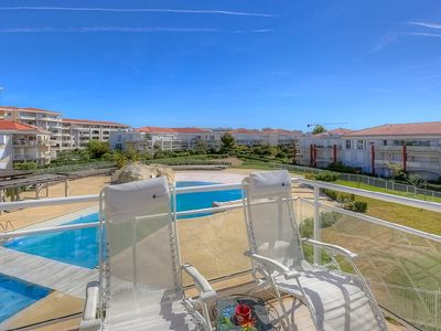 Photo for Apartment in Juan Flore right by the sea in Juan-les-Pins