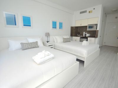 Photo for Design Suites Hollywood Beach 674 - One Bedroom Apartment, Sleeps 4