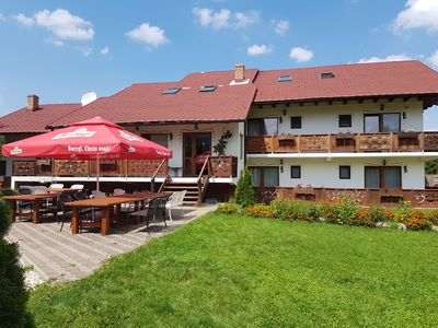 Photo for Pension Casa Göbbel is 1.3 km from Bran Castle