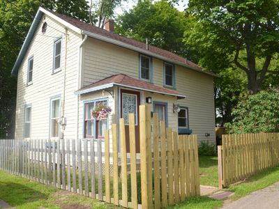 Photo for Charming three bedroom beautifully renovated heritage home in Charlottetown