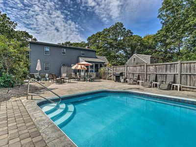 Photo for Spacious East Falmouth House w/Pool & Game Room!
