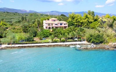 Photo for Luxury Honeymoon Villa with view