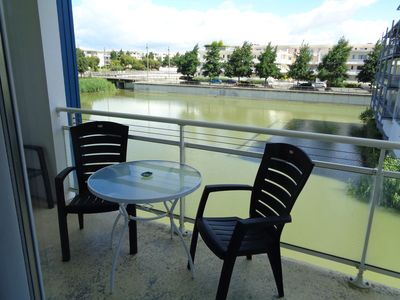 Photo for Charming studio rental in La Rochelle, near downtown and sea.