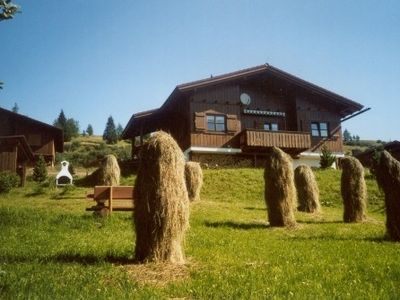 Photo for Wooden chalet at 1,800 m above sea level at the edge of Nockberge National Park