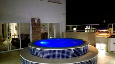Photo for Duplex Penthouse w / Pool Balcony