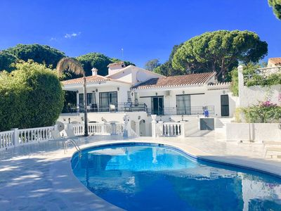 Photo for Magnificent Villa near the sea with Pool and independent studio