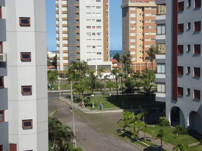 Photo for 1 bedroom apartment in the heart of the great beach, 3 blocks from the sea.