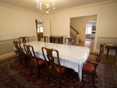 Photo for 4 Bedroom Fully Furnished Tudor House