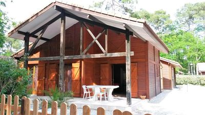 Photo for PRETTY CHALET 3 BEDROOMS - 6 PEOPLE ON HOLIDAY VILLAGE