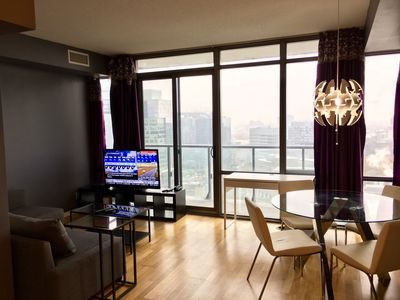 Photo for Brand New FAMILY FRIENDLY Bay Street Downtown Toronto Condo near Sick Kids Hospital