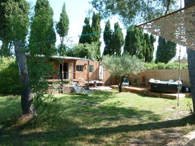 Photo for Bungalow rental - Saint Rémy de Provence