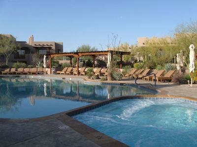 Photo for Four Seasons Residence Club, Scottsdale, Troon North, April 7 to 14 only