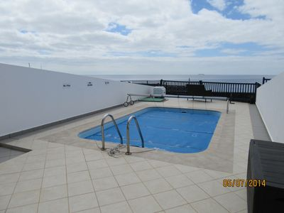 Photo for Luxury Front-line Villa with Clear Panoramic Views and Heated pool.