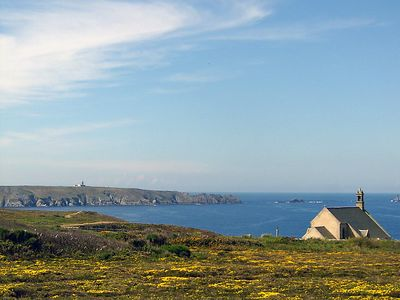 Photo for Vacation home Kerludu in Pointe du Raz - 7 persons, 3 bedrooms