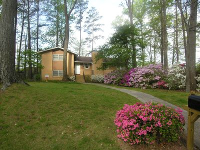 Photo for Brookhaven/ Dunwoody Home Close To Everything