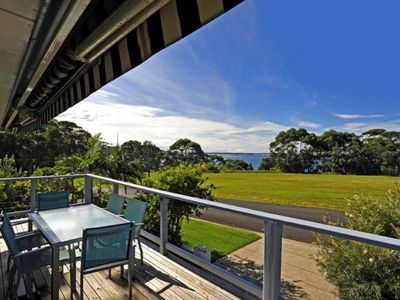 Photo for Lagava is ideally located across from Washerwomans waterfront reserve and sleeps 6