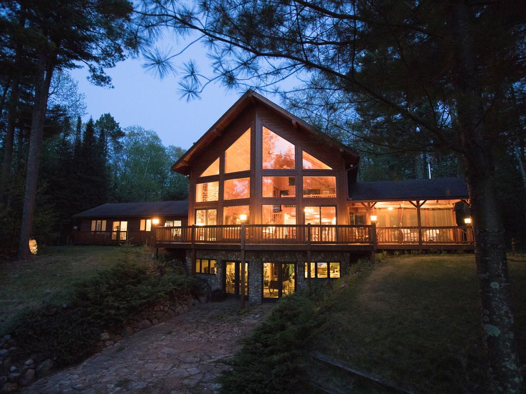 New Listing Birch Brae Amazing House On Big Lake Surrounded By