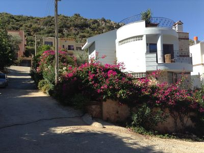 Photo for A BEAUTIFULLY DESIGNED VILLA SITUATED IN THE PEACEFUL KISLA AREA OF KALKAN