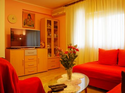 Photo for Cozy apartment in Pula, close to the city center and beach