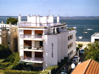 Photo for Appt grandT2 rated 3 * -plage PEREIREd'ARCACHON - GARDEN PKG and privatifs-