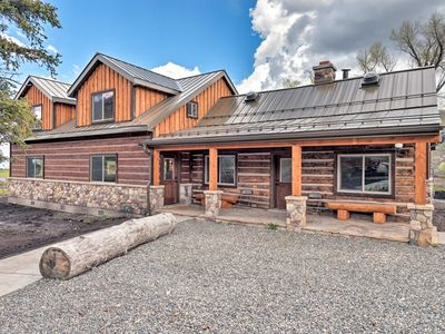 Photo for Updated Kamas Cabin ~25 Miles to Park City!
