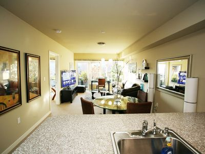 Photo for Waterfront Ferry Condos 1BD/1BA 6 F