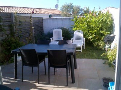 Photo for Charming house - 4 people - Garden - Terrace - La Flotte en Ré - Ile de Ré