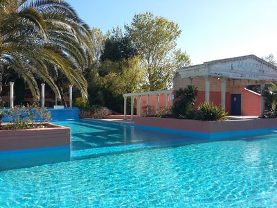 Photo for Nice T2 of 50 m2 air-conditioned located in peace with nice terrace FR9ZUXH5
