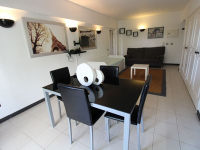 Photo for Apartment, 1 bedroom, sleeps 4 people, wifi, Cable TV in the center of Vilamoura