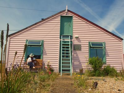 Photo for Writer's Cosy Retreat at Dungeness