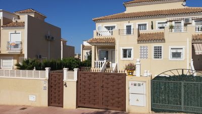Photo for Spacious Villa with private pool, 250m from a beautiful sandy beach.