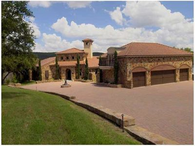 Photo for Lake Travis Waterfront Villa With Stunning Views Of The Hill Country